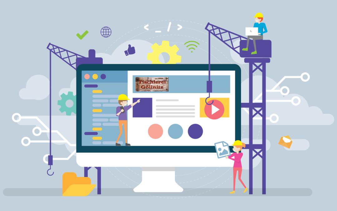 Neue Internetseite – größeres Nutzererlebnis
